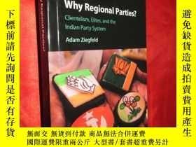 二手書博民逛書店Why罕見regional parties? : cliente