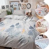 冬日 A2兩用被一件 多款可選【超商限購一件】100%純棉 棉床本舖
