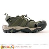 男運動鞋 護趾防撞防滑越野運動涼鞋 魔法Baby