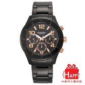 羅梵迪諾 Roven Dino ★ RD730B-396 黑色 ★ 男錶
