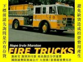 二手書博民逛書店Fire罕見Trucks-消防車Y443421 Hope Irvin Marsto... Penguin Pu