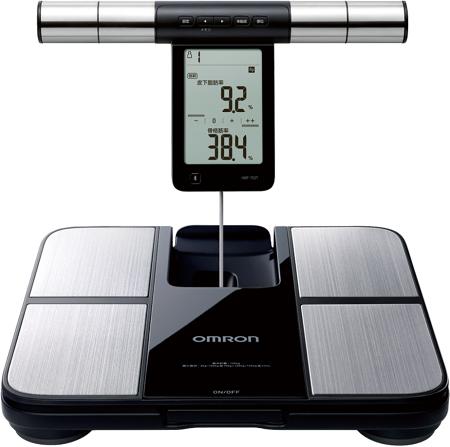 早鳥價~OMRON歐姆龍藍牙體重體脂肪計 HBF-702T,贈送四大好禮(送完為止)