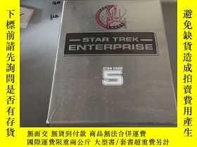 二手書博民逛書店Star罕見Trek Enterprise the Comple