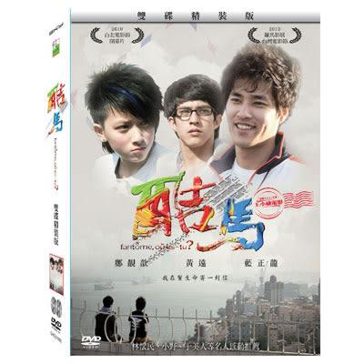 酷馬DVD (雙碟精裝版) 藍正龍/古名伸/傅娟/艾偉