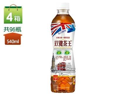 【愛健】雙健茶王540ml共4箱(96瓶)