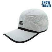 Snow Travel 抗UV快乾透氣棒球帽 AH-14 / 城市綠洲 (遮陽帽、防曬帽、冰涼降溫、雪之旅)