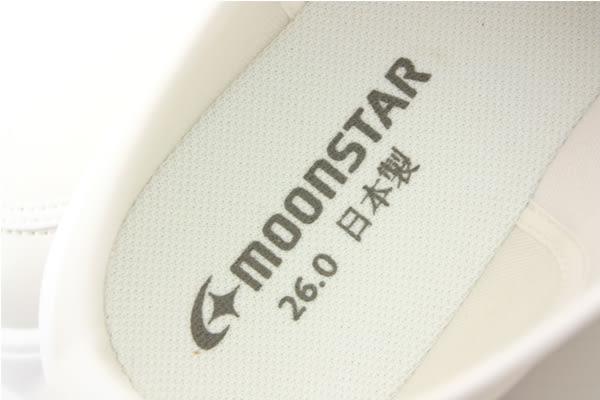 Moonstar 布鞋 白 男女鞋 no026
