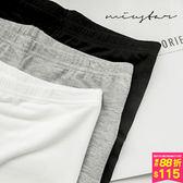 MIUSTAR MIT舒適棉質安全防護小短褲(共3色)【NTA054RE】預購
