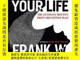 二手書博民逛書店Stealing罕見Your LifeY256260 Frank W. Abagnale Broadway B