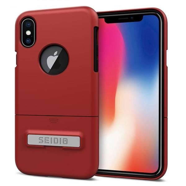 SEIDIO SURFACE™ 都會時尚雙色手機保護殼 for Apple iPhone X/XS
