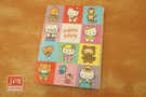 Hello Kitty 凱蒂貓 大容量便利貼+便條紙 MEMO紙 家族 958714