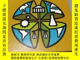 二手書博民逛書店The罕見shaping of western society