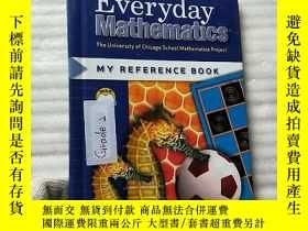 二手書博民逛書店Everyday罕見Mathematics MY REFERENCE BOOK Grade 2 大16開 精裝【內