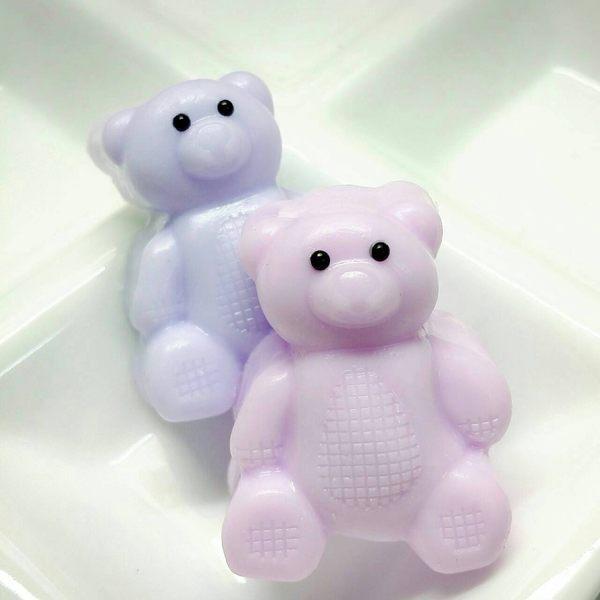 甜蜜小熊 香皂 台灣製造 婚禮小物【皇家結婚用品】