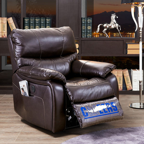 芝華仕頭等艙沙發 電動單人沙發客廳小戶型單椅懶人躺椅831B mks阿薩布魯