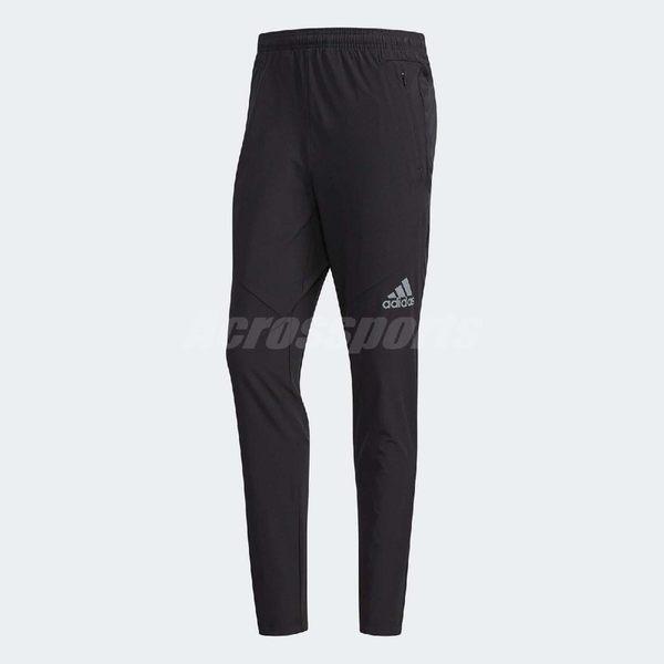 adidas 長褲 Workout Long Pants 黑 銀 運動褲 男款 【PUMP306】 CZ2164