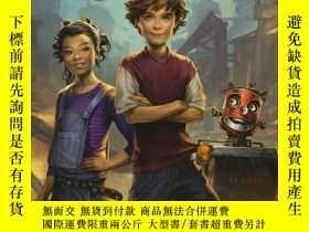 二手書博民逛書店Scrap罕見City (Middle-Grade Novels