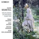 【停看聽音響唱片】【SACD】蒙克特爾:室內樂曲集