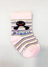 【震撼精品百貨】Pingu_企鵝家族~襪子-粉(9~12cm)#36879