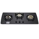 (全省原廠安裝)(能源效率4級)林內美食家檯面爐 RB-3GMB(B/W) 歐化檯面爐 三口瓦斯爐