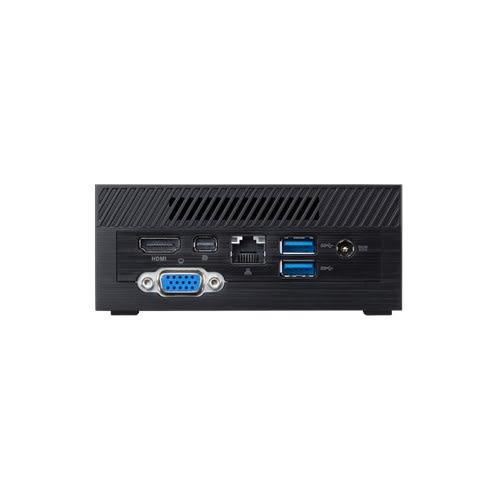 華碩VivoMini家用迷你電腦 (PN40-J40YRTA)【Intel Celeron J4005 / 4GB記憶體 / 128GB SSD / Windows 10】