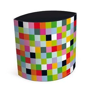 REMEMBER 韋斯特-雙面塗層紙筒(馬賽克)
