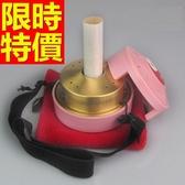 艾灸器具 艾草針灸盒-無煙純銅祛寒溫灸爐多功能2款65j1【時尚巴黎】