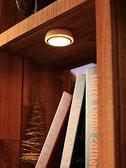 小夜燈 智慧無線人體感應燈泡家用led小夜燈過道樓道聲控自動光控充電池