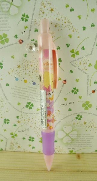 【震撼精品百貨】Micky Mouse_米奇/米妮 ~自動筆-粉紫