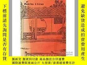 二手書博民逛書店Chinese罕見houses and gardensY2838