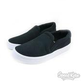 ADIDAS CourtVantage SLIP ON W 黑白 懶人鞋 基本 女 S75171☆SP☆