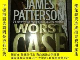 二手書博民逛書店Worst罕見Case by James PattersonY1