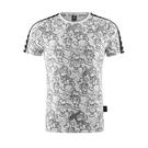 KAPPA義大利 迪士尼精典限量款中性短袖衫~灰303GHG0TSH904