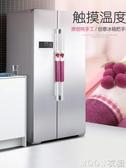 冰箱門把手套冰箱門把手套四季用防靜電門把手套保護套防撞布藝雙開一對裝 moon衣櫥