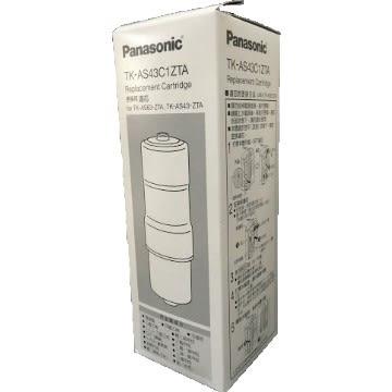 Panasonic國際牌TK-AS43ZTA/TK-AS63ZTA電解機適用濾心 TK-AS43C1 日本原裝
