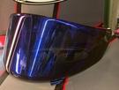 KYT安全帽,NFR//NX,專用電鍍鏡...
