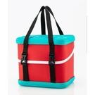 CHUMS Booby Multi Hard Case Cube 收納盒 藍綠/紅 CH621196T010【GO WILD】