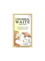 二手書博民逛書店 《Universal Waite Tarot Deck》 R2Y ISBN:0880794968│神奇塔羅牌編輯部