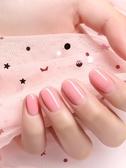 指甲油玉脂膠仙女裸粉色透肌膚色指甲油膠健康果凍粉持久光療膠【鉅惠85折】