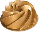 [9美國直購] 模具 Nordic Ware Heritage Bundt Pan, One, Gold B06VSRGX41