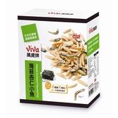 萬歲牌海苔杏仁小魚24g X5入/盒【愛買】