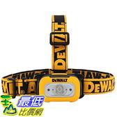 [8美國直購] 觸摸頭燈 DEWALT DWHT81424 Jobsite Touch Headlamp (200 Lumens)
