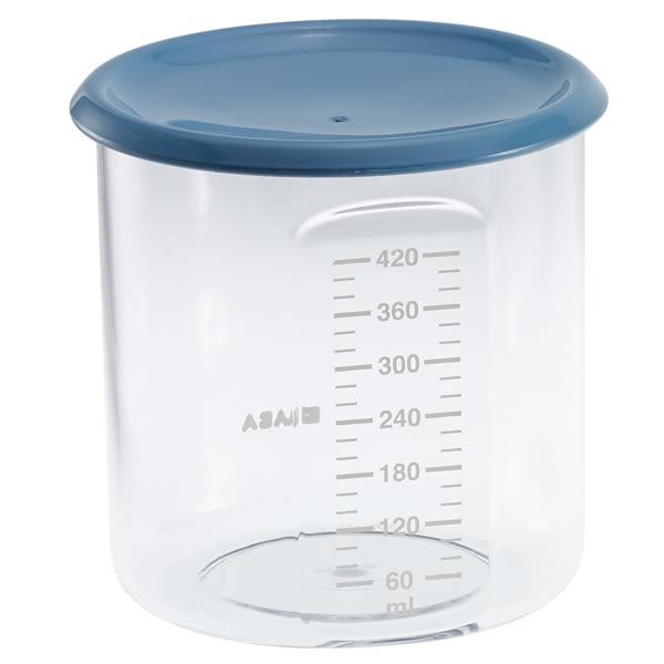 BEABA Food Jar Baby Portion 副食品儲存罐420ml(花色隨機出貨)
