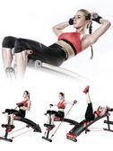仰臥板仰臥起坐健身器材家用多功能運動輔助器鍛煉健腹肌板
