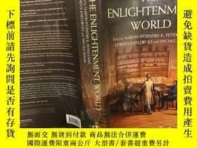二手書博民逛書店The罕見Enlightenment World (Routle