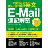 不開口也能讓人心服口服的英文E mail速記解密