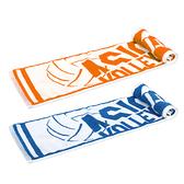 ASICS 排球毛巾(亞瑟士 浴巾 純棉  ≡排汗專家≡