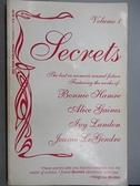 【書寶二手書T2/原文書_CCA】Secrets_Vol.1