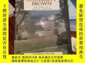 二手書博民逛書店Capability罕見Brown : the story of