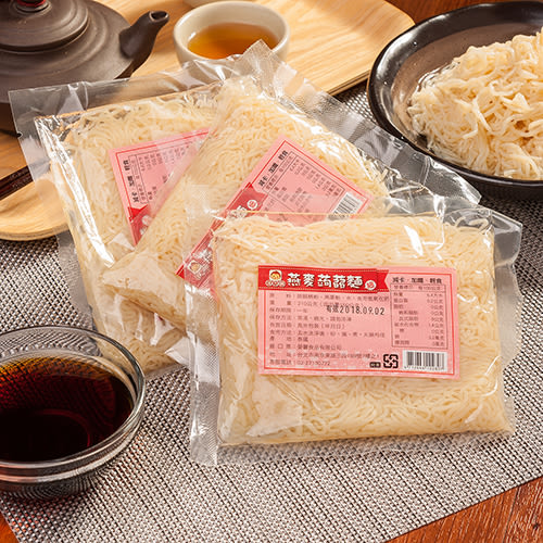活力猴-燕麥蒟蒻麵(細麵)10包(150公克/包)